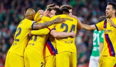 Real Betis vs Barcelona La Liga 2020: Goles, resumen, resultado