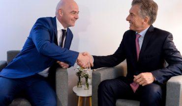Real Madrid felicitó a Mauricio Macri por su nuevo rol en la FIFA