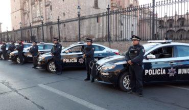 Recibe Policía de Morelia 25 nuevas patrullas