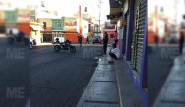 Registran ataque a balazos en Jardines de Catedral deja dos muertos, en Zamora