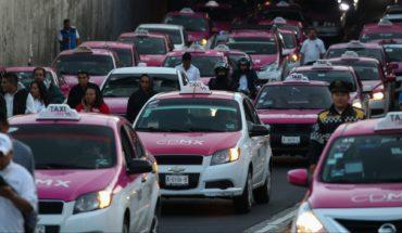 SSC investiga posible abuso de poder de un policía contra taxista