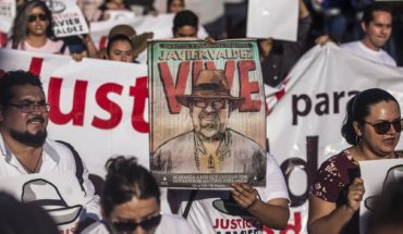 Sentencian a 14 años de prisión a implicado en asesinato de Javier Valdez
