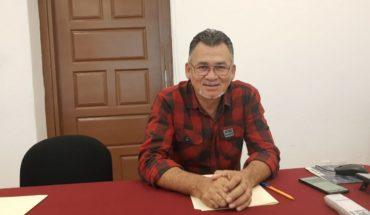 Sergio Báez a favor de los ex braceros michoacanos