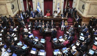 Sin votos negativos, el Senado aprobó la Ley de Góndolas