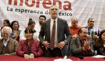 TEPJF valida a Ramírez Cuéllar como presidente interino de Morena
