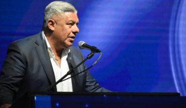 """Tapia contra Macri por su puesto en FIFA: """"No representa al fútbol argentino"""""""