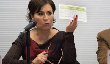 Testimonios en juicio político contra Robles