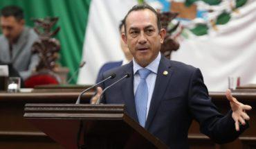 Toño Soto nuevo Coordinador del GPPRD en el Congreso Michoacano