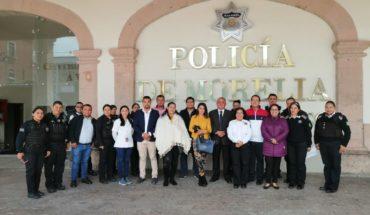 Tonalá y Puebla replicarán el Sistema Local de Justicia Cívica Morelia