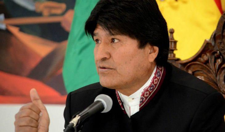 Tribunal Electoral de Bolivia vetó la candidatura al Senado de Evo Morales