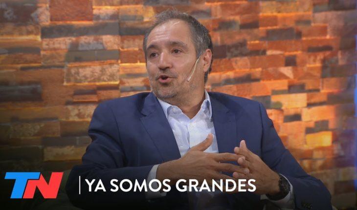 Alberto Fernández y la trampa de la Justicia   YA SOMOS GRANDES