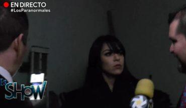 Anel visita una casa embrujada | Es Show