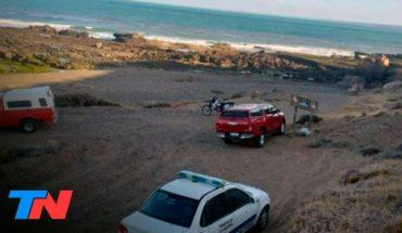 Horror en Puerto Deseado: tiraron a un nene de 4 años por un acantilado y violaron a su mamá