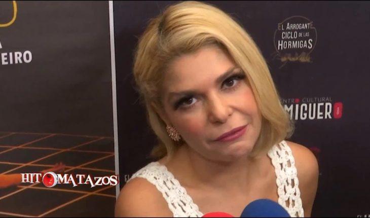 Itatí Cantoral habla de sus planes   Vivalavi