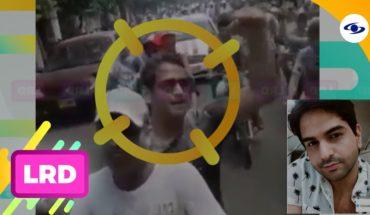 La Red: ¿Qué hacía el cantante y actor Alejandro Palacios en San Vicente del Caguán?