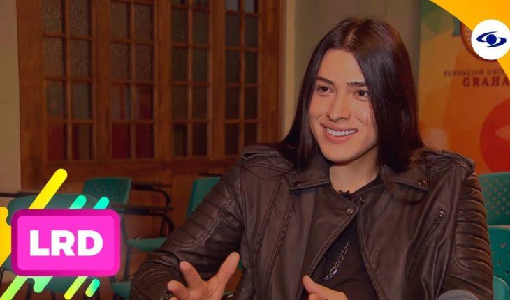La Red: Conoce a Camilo Quintero, el actor que interpreta a Lien Varela en La Nocturna - Caracol Tel