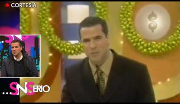 La carrera en la televisión de Marco Antonio Regil | SNSerio