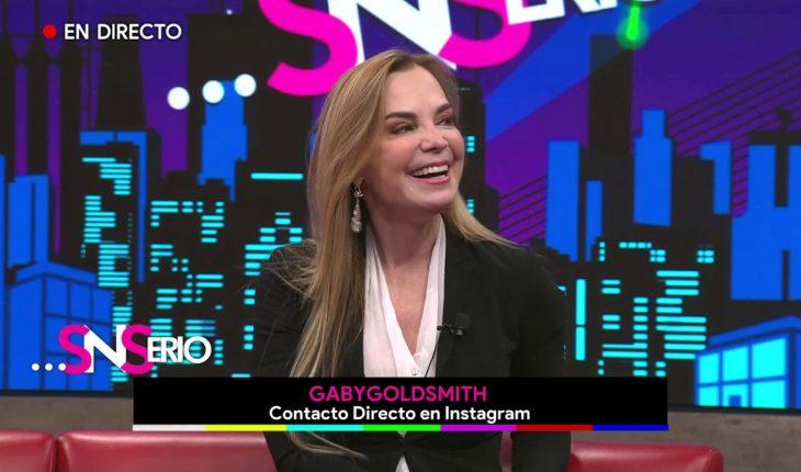 La historia de Gabriela Goldsmith   SNSerio
