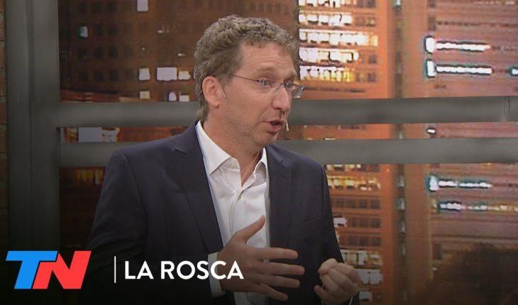 La relación Alberto-Cristina   LA ROSCA