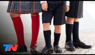 Vuelta al colegio: los precios de los uniformes
