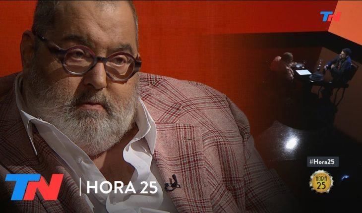 """""""El Supermanólogo""""   HORA 25"""