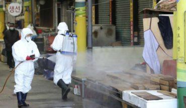 Ya son seis peronas muertas y 602 contagiadas por el nuevo coronavirus en Corea del Sur