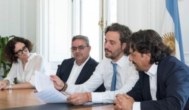 2020 Census: What left the meeting between Santiago Cafiero and Marco Lavagna?