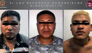 3 suspected Jalisco cartel cell members detain Edomex