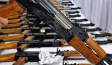 AK-47 case: Interior did not invoke the State Security Act and complains about gun ownership