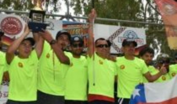 After 10 years, Chilean teams win Marathon Extreme 506k Cross Los Andes