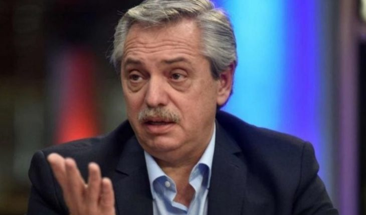 """Alberto Fernández stops the rate increase: """"today is not in folder"""""""