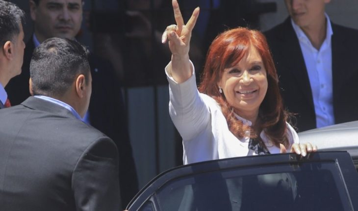 """""""Argentines know how to read"""": CFK's response to the IMF"""