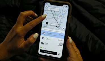 As a case of coronavirus, Uber cancels user accounts on CDMX
