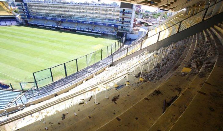 Boca expands La Bombonera: the new remodels in the plates