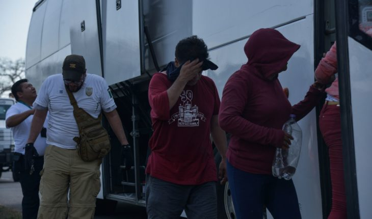 CNDH accuses poor hygiene conditions in migrant shelter in NL