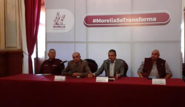 Changing luminaires in Morelia has generated a saving of 50%