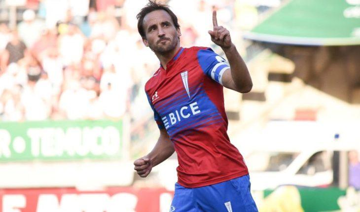 "'Chapa' Fuenzalida: ""Colo Colo is a dangerous team"""
