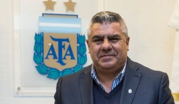 """Chiqui"" Tapia confirmed that the Super League is over and AFA returns to command"