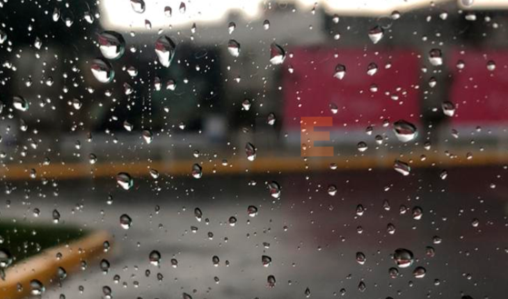 Conditions for heavy point rains in Sinaloa, Durango, Nayarit and Jalisco