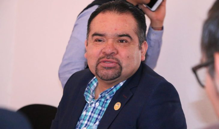 Contracting debt for Michoacán will be a fact, says Norberto Martínez