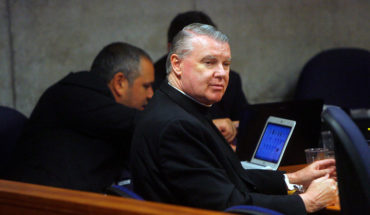 Court of Appeals backed Foreign court's decision not to allow the influx of priest O'Reilly to Chile