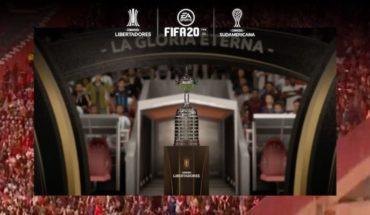 Electronic Arts announced the arrival of Conmebol Libertadores to FIFA 20
