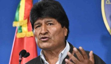 "Evo Morales: ""they want to prosecute me and disqualify me as a candidate"""