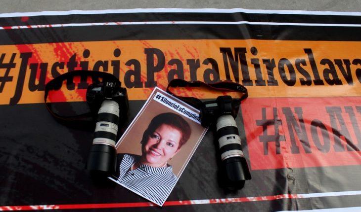 FGR's strategy against alleged Miroslava killer