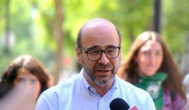 """Fernando Atria founded new political party: """"Common Force"""""""