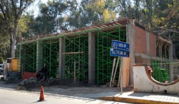 Fire station in Camelinas could be ready in March