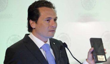 Former Pemex director Emilio Lozoya in Spain is detained