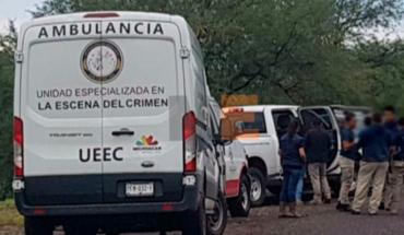 Four dead leaves a clash between civilians in Tangamandapio, Michoacán