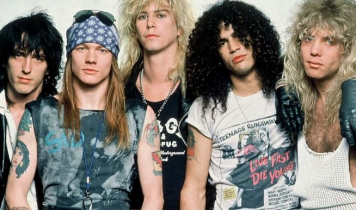 Guns N' Roses World Tour to Start in Mexico