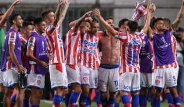 Historic Pass for Union: eliminated Atlético Mineiro and is in the second round of the Copa Sudamericana